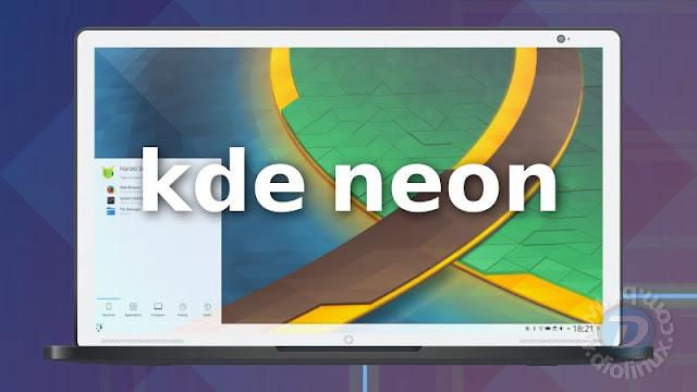 KDE Plasma Neon
