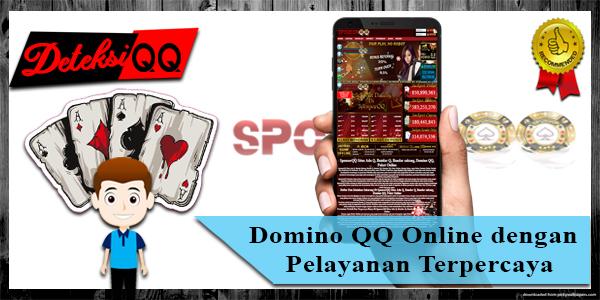 Domino QQ Online dengan Pelayanan Terpercaya