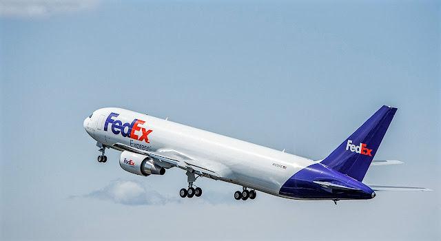 b767-300er freighter fedex