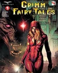 Read Grimm Fairy Tales (2016) comic online