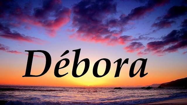 Significado de Nombre DÉBORA