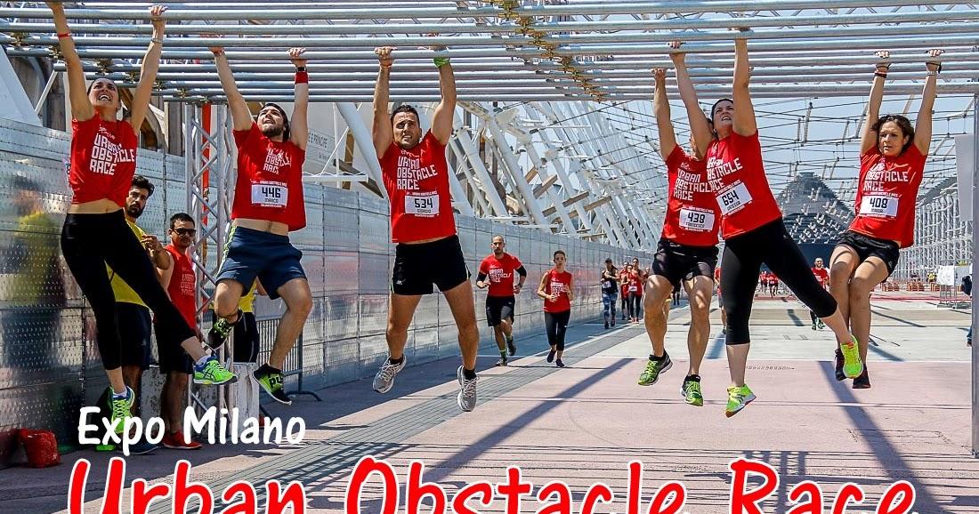 And corri 27 maggio 2017 milano expo urban obstacle for Expo milano 2017