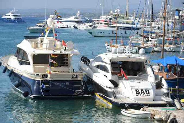 Τραυματισμός κυβερνήτη σκάφους στις Σπέτσες