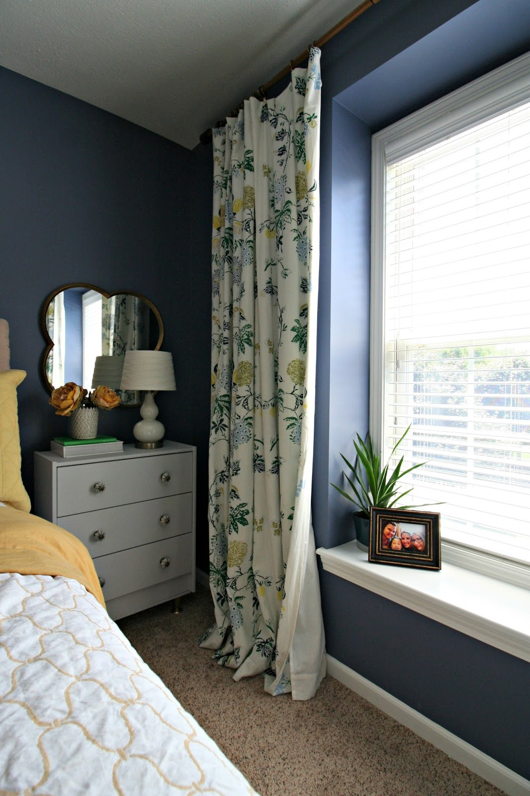 DIY Knock-Off Anthropologie Curtain   Restyle It Wright