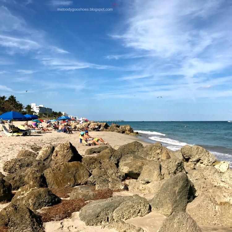 Deerfield Beach Rocks! | Ms. Toody Goo Shoes