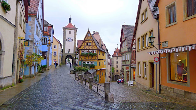 Rothenburg Plonlein