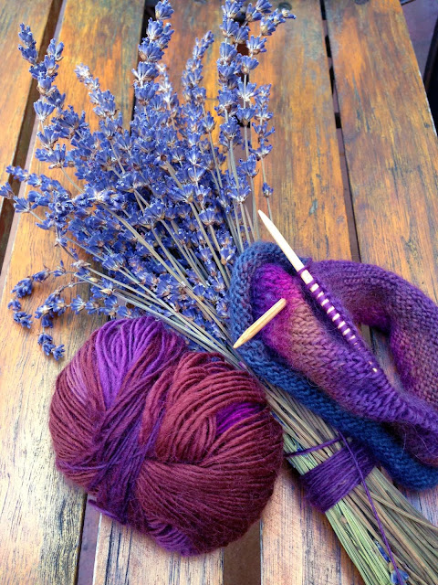 Use Lavender to keep moths out of wool