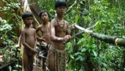 Suku Primitif Di Indonesia Ini Terancam Punah  10 SUKU PRIMITIF DI INDONESIA INI TERANCAM PUNAH