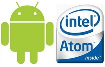 Android to support Intel Atom processors, too
