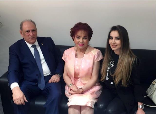 ممثلة قديرة تروي معاناتها لـ داليا كريم