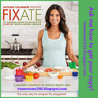 21 Day Fix cookbook, 21 Day Fix, Autumn Calabrese, vanessa.fitness, vanessadotfitness