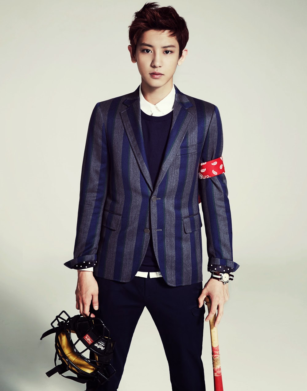 Delicious Korea 1000 Fakta Chanyeol Park Chan Yeol EXO