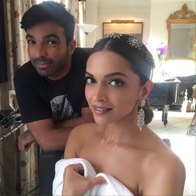 The beautifuldeepika padukone at the MET Gala 1 (2)