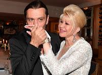 La Dolce Vita di Ivana Trump: notte glamour con l'ex Rossano Rubicondi