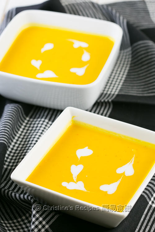 Thai Pumpkin Soup02