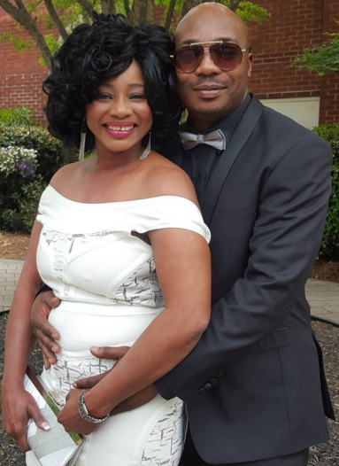 clarion chukwurah married twice