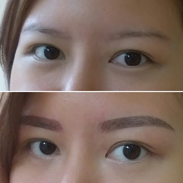 Alexis Blogs Review Of Beauty Recipe 6D Nano Eyebrow Embroidery