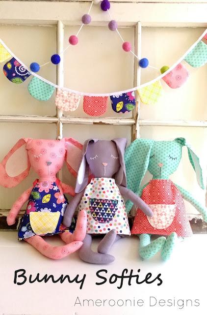 cut softie pattern with Cricut Maker