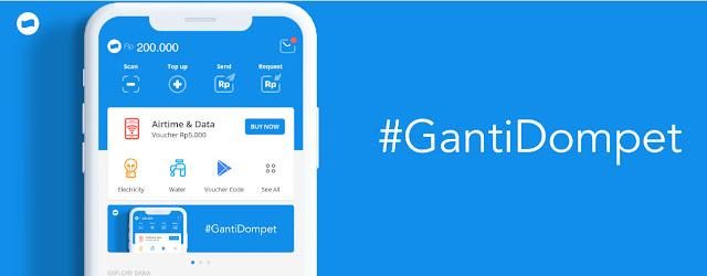 Cara Menjadi User Premium DANA Dompet Digital #GantiDompet