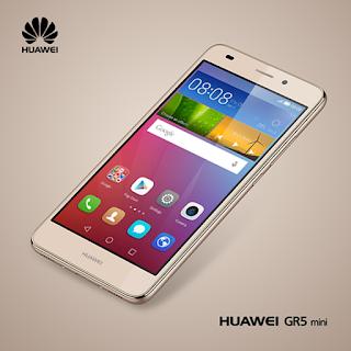 Huawei GR5 Mini Unveiled; 5.2-inch FHD, Kirin 650, 13MP