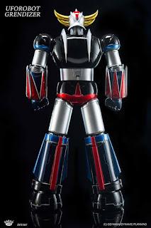 """Abierto el pre-order de Grendizer de """"UFO Robot"""" - King Arts"""
