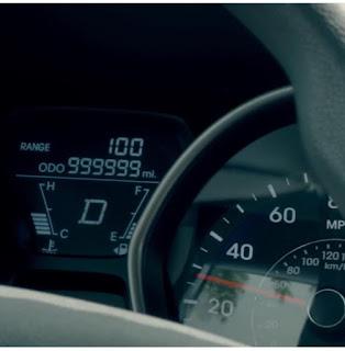 سيارة تقطع مليون ميل
