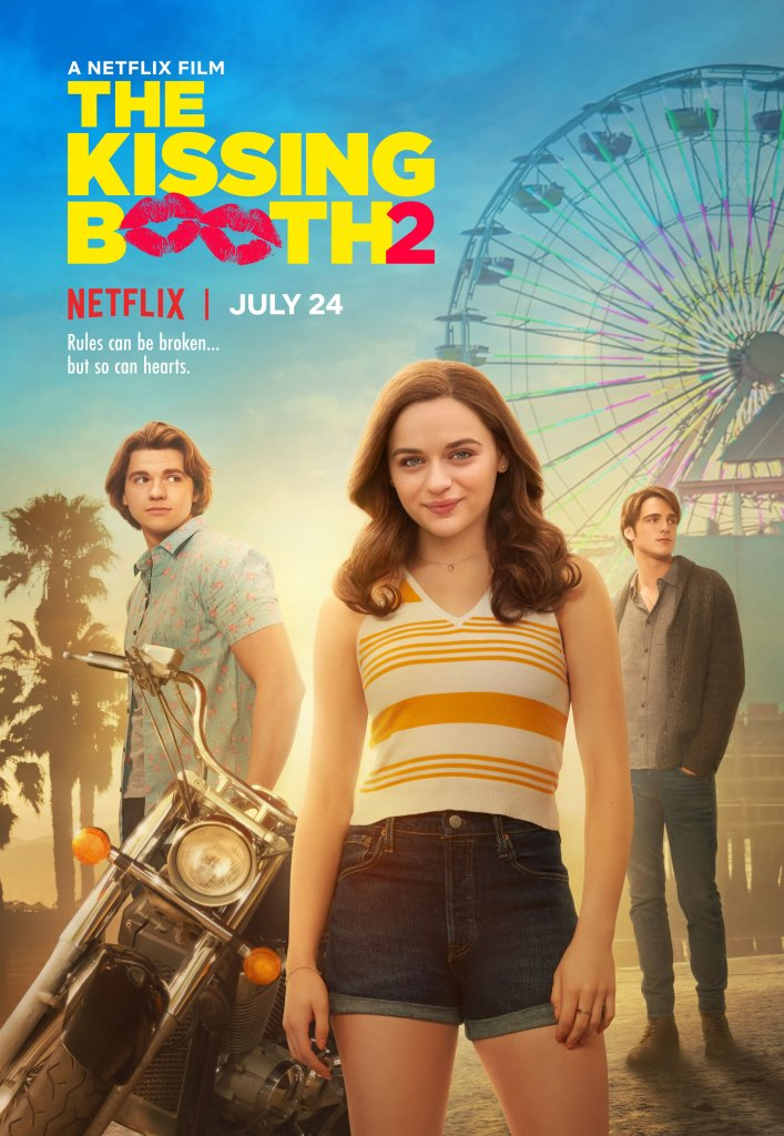 The Kissing Booth 2 [HDRip] [Streaming] [Telecharger]