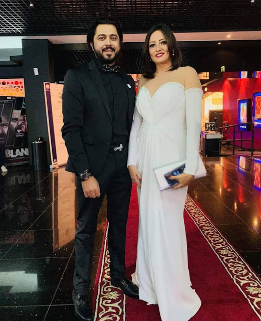 بشرى وترك ضيفا مهرجان العين السينمائي الأول في الإمارات
