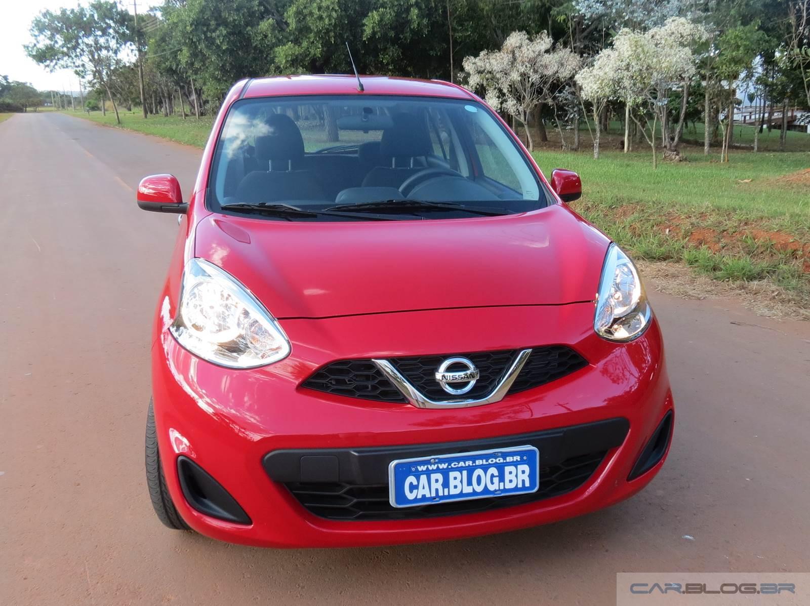 Nissan March  Teste Consumo Desempenho Comparativo