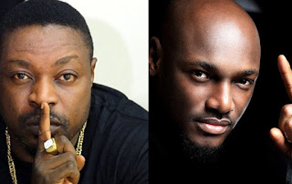 Eedris Abdulkareem and 2face Idibia