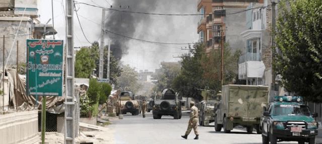 serangan di jalalabad