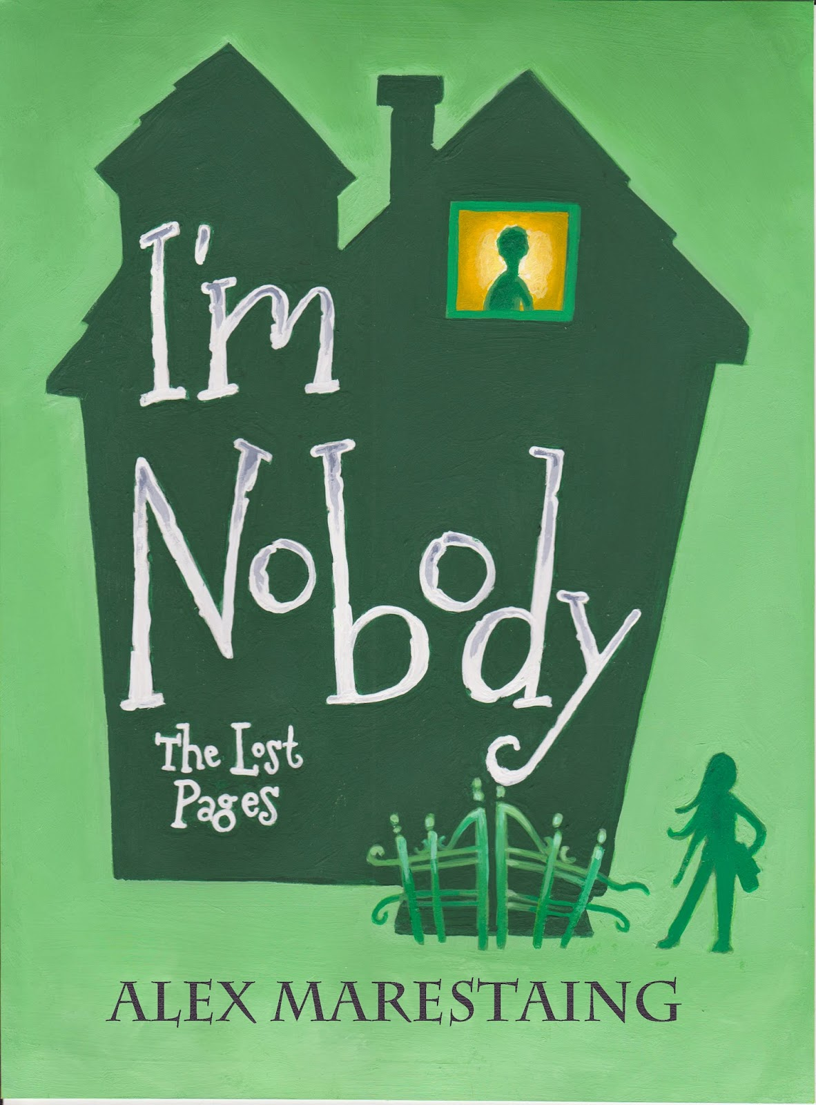 Review - I'm Nobody: The Lost Pages