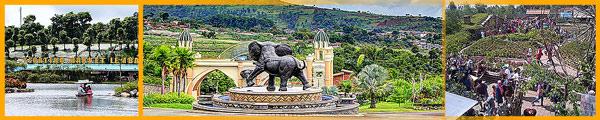 Paket Wisata Alam Bandung 2 Hari 1 Malam Mawa Holiday