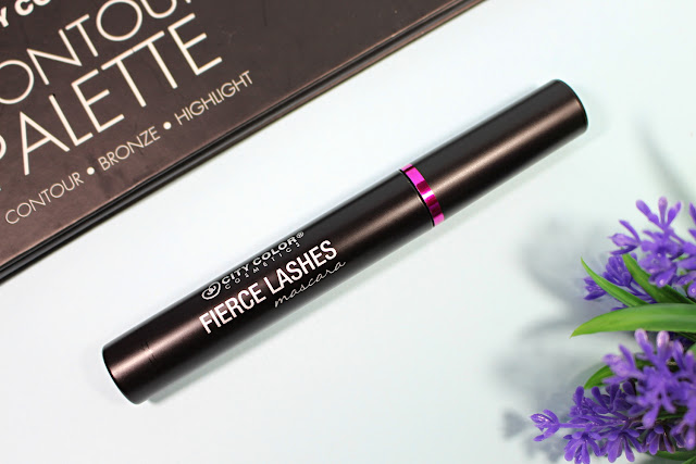 City Color Fierce Lashes Mascara liz breygel makeup cosmetics review before after demo test drive affordable budget friendly brand