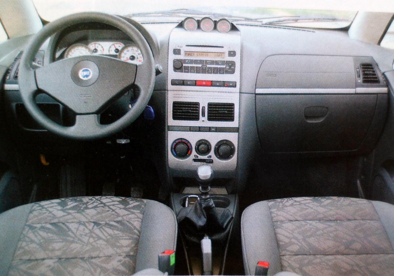 Testeados - Pruebas y Test de autos -: Prueba Fiat Idea ...
