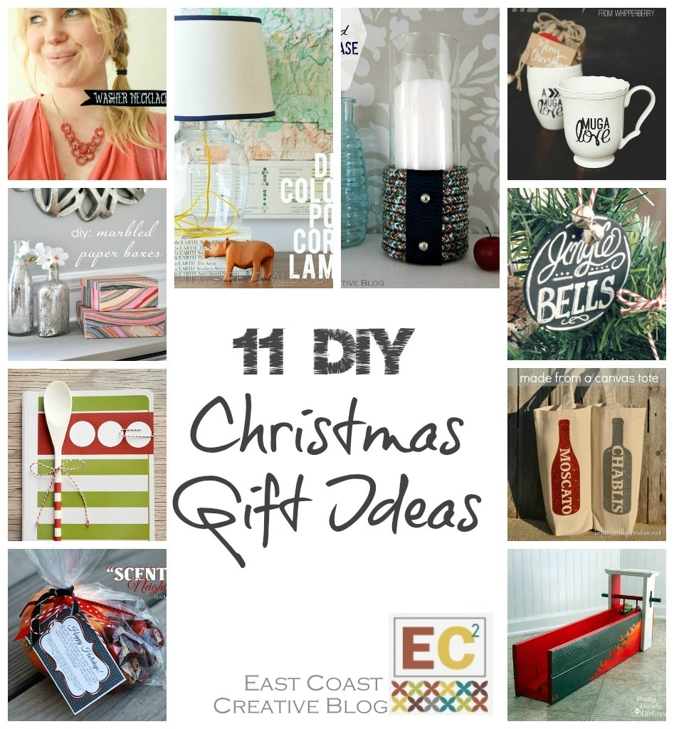 Unique Gift Ideas For Christmas: 11 DIY Christmas Gift Ideas