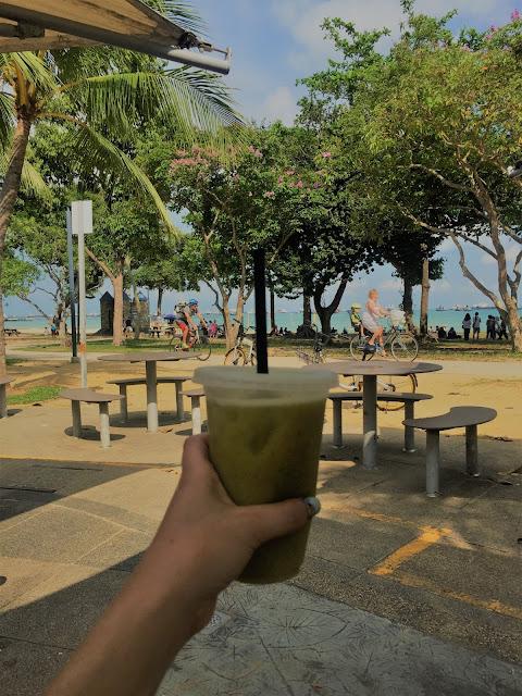 East coast lagoon food village: juice