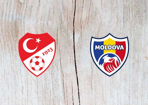 Turkey vs Moldova - Highlights 25 March 2019