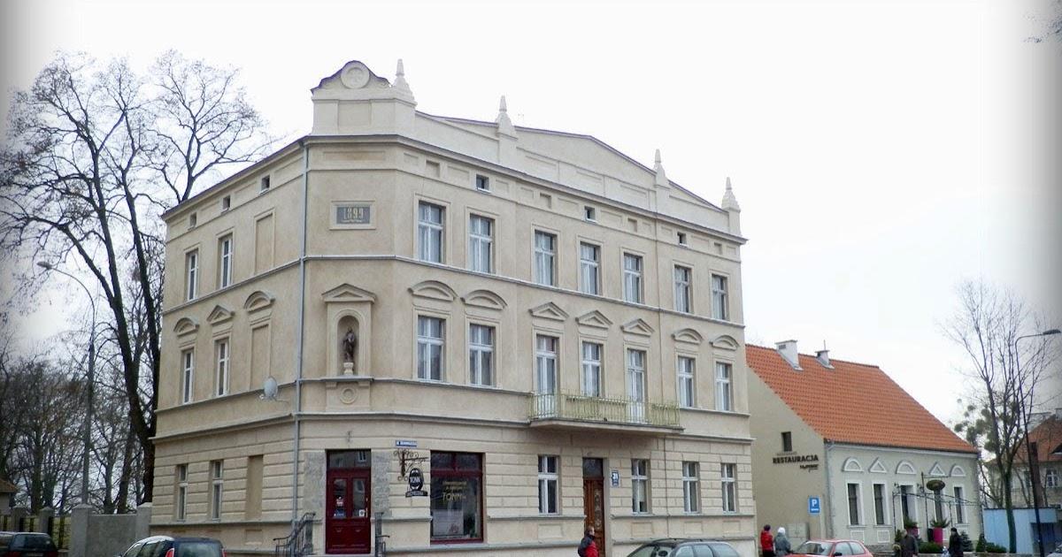 Olsztyn Fotografia I Trochę Historii Ulica Grunwaldzka