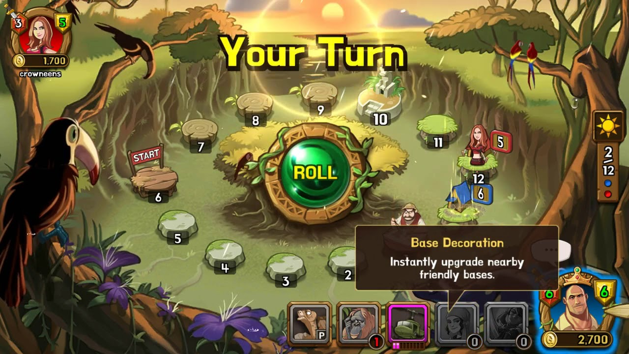 Jumanji The Mobile Game Mod Apk V112 Goldunlocked -6561