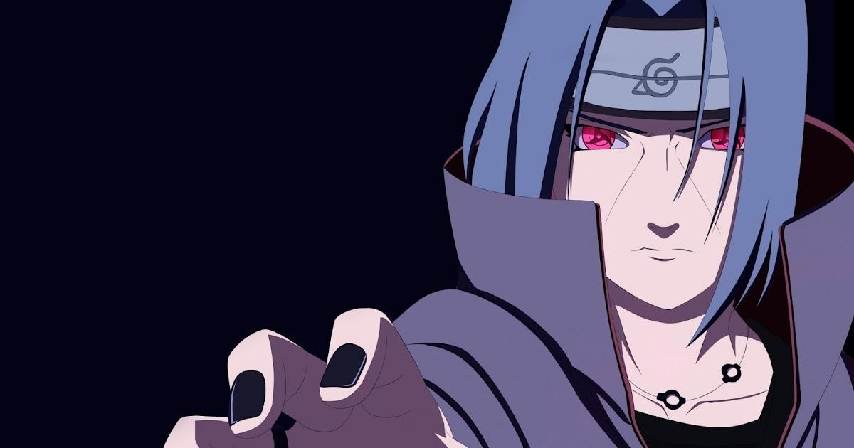 Ingat Itachi Uchiha Dalam Anime Naruto Ini Perkataannya