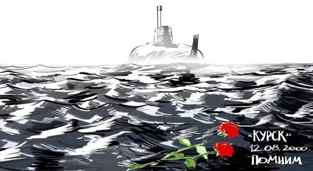 La tragedia del Kursk, diecisiete años de la muerte de sus 118 tripulantes