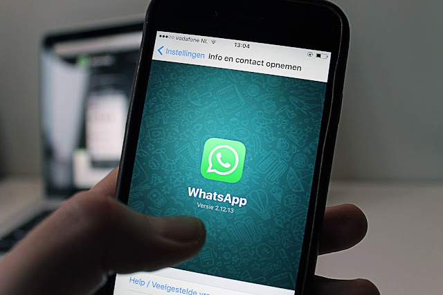 how to backup whatsapp on iPhone
