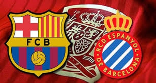 موعد مباراة برشلونة وإسبانيول اليوم 29-4-2017 في بطولة الدوري الإسباني