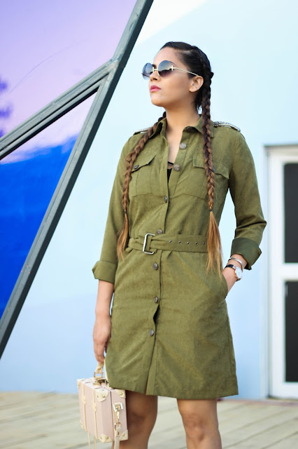 fashion, winter fashion trends 2016, military chic, suede dress, how to style suede dress, how to style suede coat, twin briad, kim kardashian inspired braiding hairstyle, lace up shoes, lace up wedges, suitcase bag, platinoir,beauty , fashion,beauty and fashion,beauty blog, fashion blog , indian beauty blog,indian fashion blog, beauty and fashion blog, indian beauty and fashion blog, indian bloggers, indian beauty bloggers, indian fashion bloggers,indian bloggers online, top 10 indian bloggers, top indian bloggers,top 10 fashion bloggers, indian bloggers on blogspot,home remedies, how to