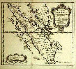 Peta Sumatera