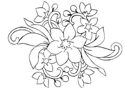 Imagenes De Flores Para Dibujar Y Pintar Imagenes De Flores Para