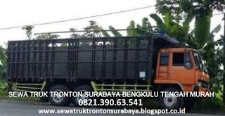 SEWA TRUK TRONTON SURABAYA BENGKULU TENGAH (KARANG TINGGI) MURAH