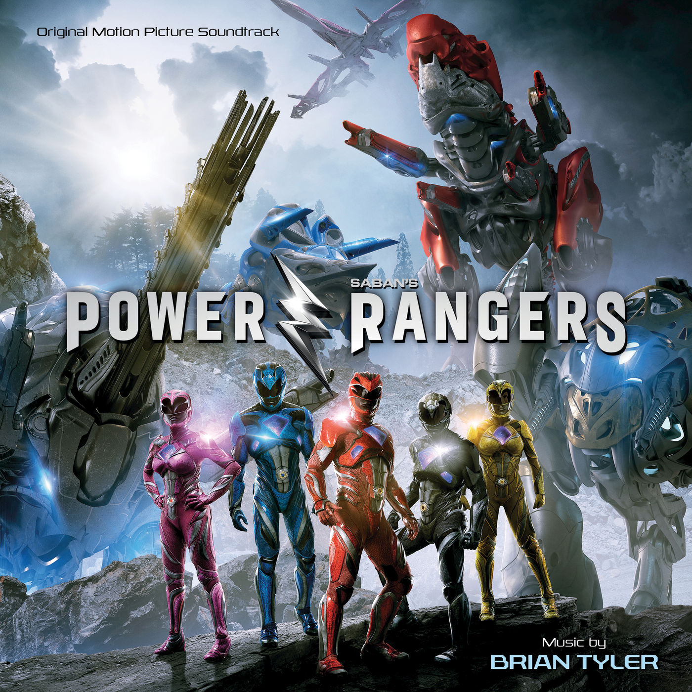 Brian Tyler - Power Rangers (Original Motion Picture Soundtrack)