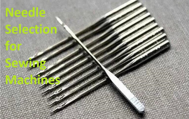 Needle selection guide